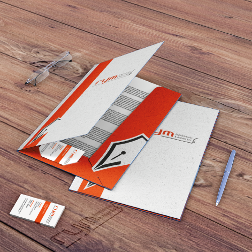 Huisstijl RYM Administratie - Van der Schans Design - Den Hoorn