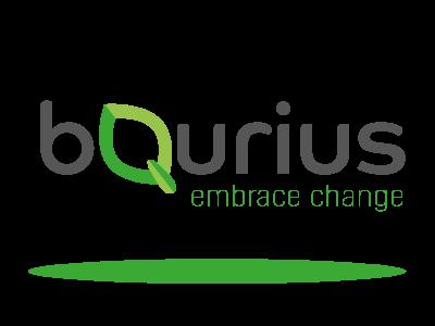 Logo Ontwerp BQurius - Van der Schans Design - Den Hoorn 2