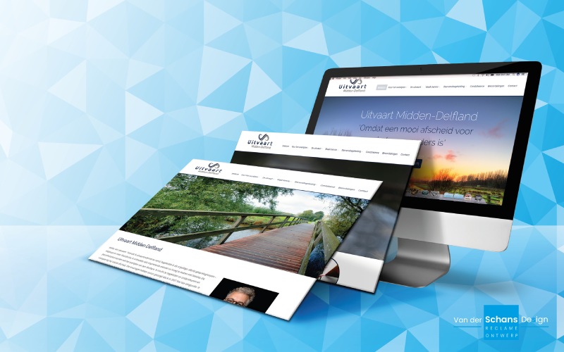 Website Uitvaart Midden-Delfland van der Schans Design - Den-Hoorn 2