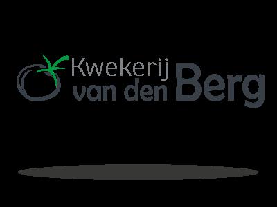 Logo Kwekerij van den Berg - Van der Schans Design - Den Hoorn