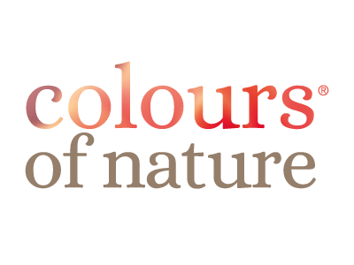 Logo - Colours of Nature - van der Schans Design - Den-Hoorn 1