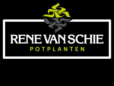 Logo Rene van Schie Potplanten