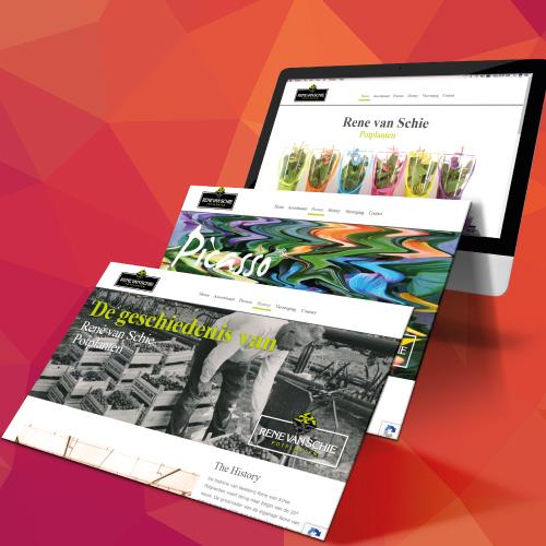 Website Rene van Schie Potplanten - van der Schans Design - Den-Hoorn 3